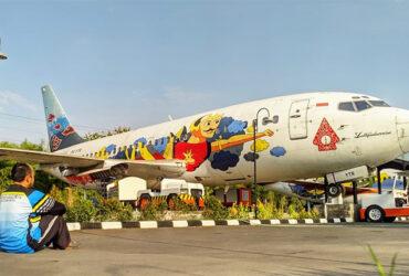 Patut Di Coba Jogja Airport Resto, Resto Unik Di Kabin Pesawat