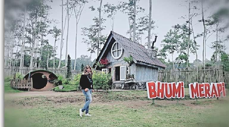 Agrowisata Bhumi Merapi, Wisata Keluarga Dan Edukasi Di Lereng Gunung Merapi