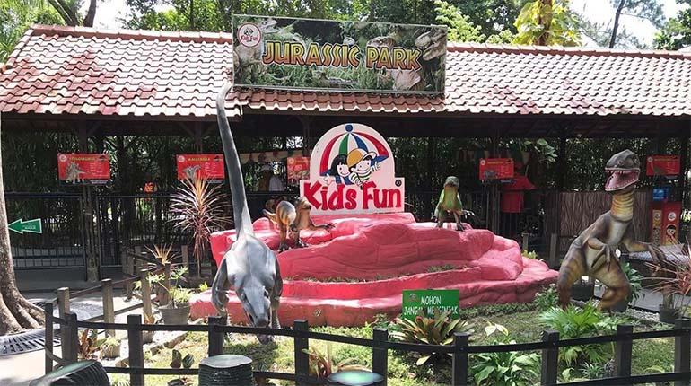 Kids Fun Jogja Pusatnya Wahana Permainan Anak yang Nyaman dan Aman