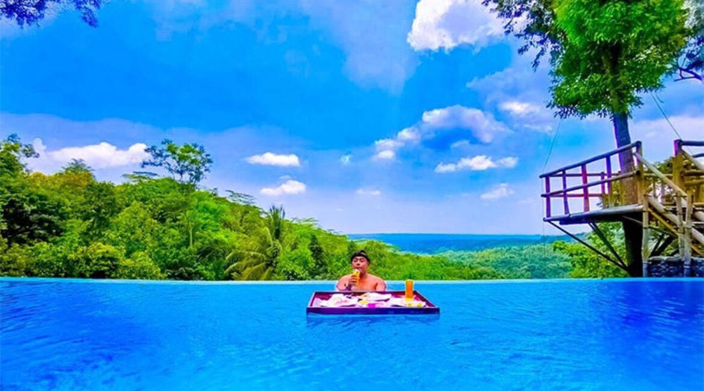 Rajaklana Resort, Resort Berkonsep Alam dengan Berbagai Kemewahan di Dalamnya