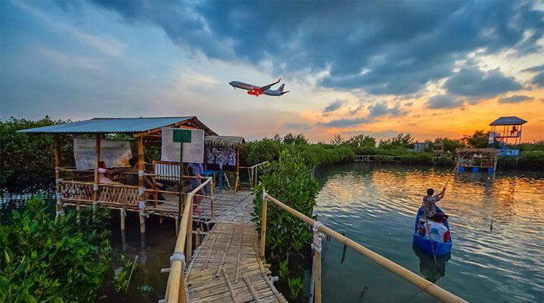 Wisata Alami dan Murah dengan Spot Foto yang Ciamik di Hutan Mangrove Kulonprogo