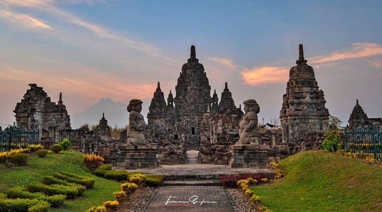 Candi Sewu, Merupakan Kompleks Candi Buddha Terbesar di Indonesia