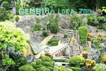 Kebun Binatang Gembira Loka Zoo, Kebun Yang Berisi Aneka Macam Spesies dari Berbagai Belahan Dunia