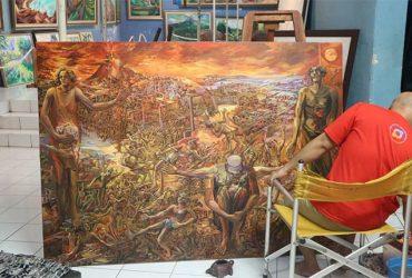 Museum Affandi, Museum Nya Sang Grandmaster Seni Lukis Kebanggan Indonesia