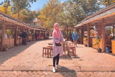 Pasar Kaki Langit, Pasar Tradisional Menawarkan Makanan Khas di Atas Ketinggian