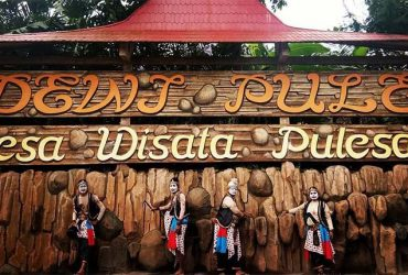 Desa Wisata Pulesari, Menyuguhkan Air Sungai Jernih dan Oleh-oleh Buah Salak