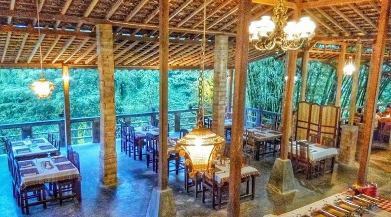 Kali Opak Resto, Resto Bernuansa Jawa di Bantaran Kali Opak