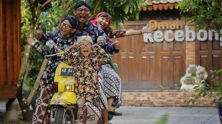 Omah Kecebong Jogja, Wisata Alam Perkampungan Budaya Jawa