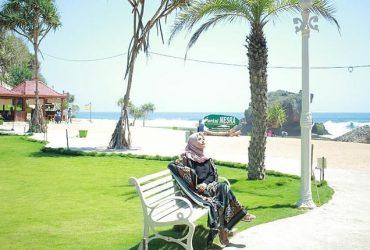 Pantai Ngrawe, Pesona Pantai Miami kini berada di Gunungkidul
